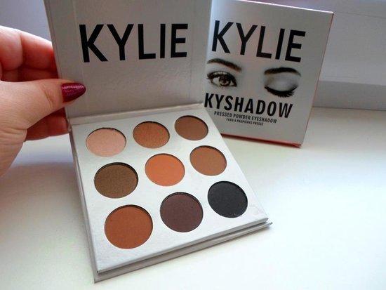 Kylie Kyshadow Birūs akių šešėliai