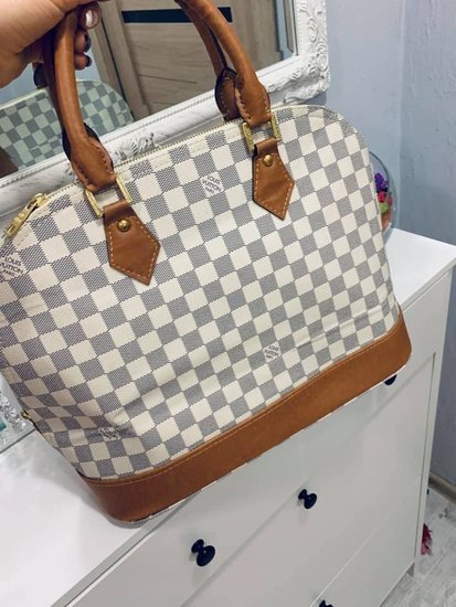 Louis Vuitton didele rankine