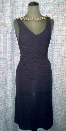 MORGAN nauja trikotažinė proginė suknelė 2942-17
