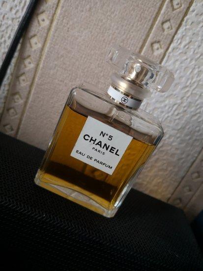 Chanel No. 5 kvepalai
