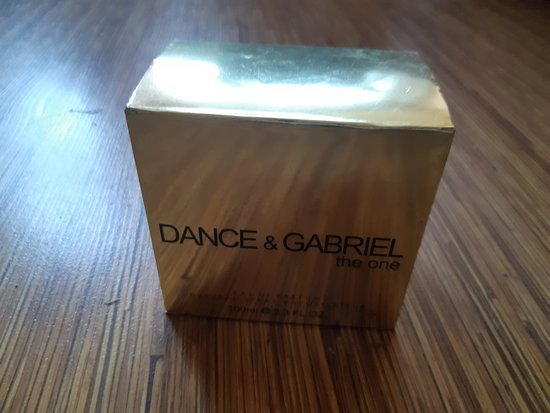 Nauji Kvepalai Dance & Gabriel the one 100ml