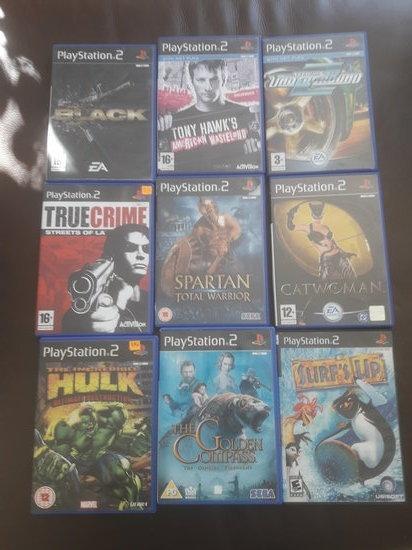 Playstation2 žaidimai