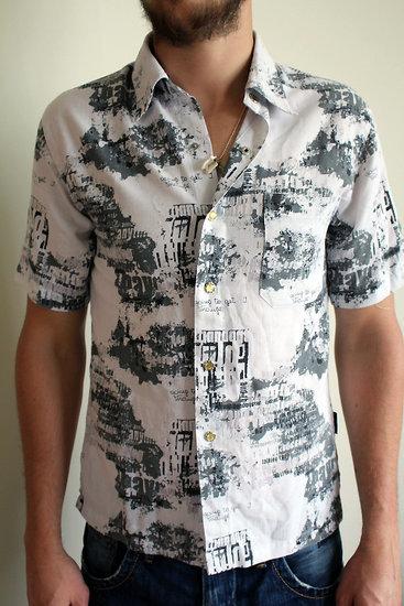 Versace vyriški lininiai marškiniai M dydis