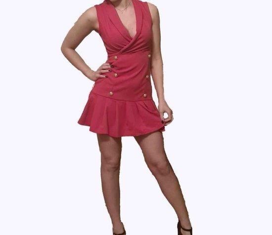 Nauja raudona suknelė S-M-L-XL