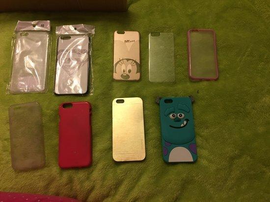 Iphone dekliukai