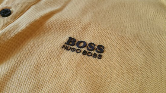 Hugo Boss polo maike