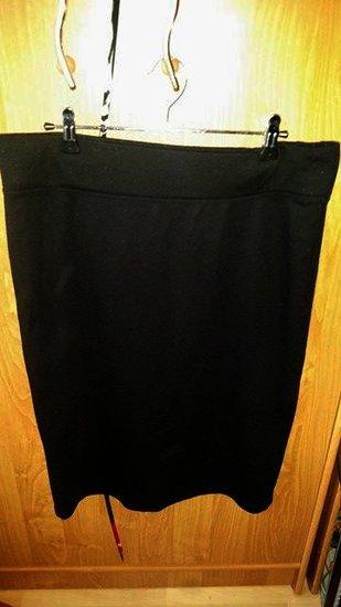 Grazus juodas sijonas