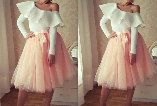Labai graži dviejų dalių suknelė