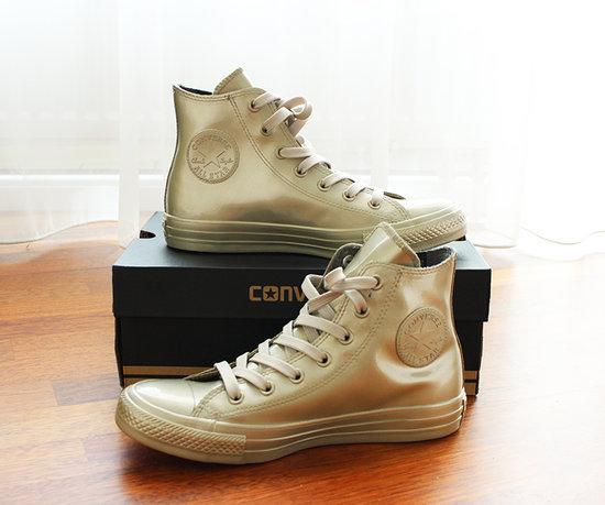 Auksiniai Converse
