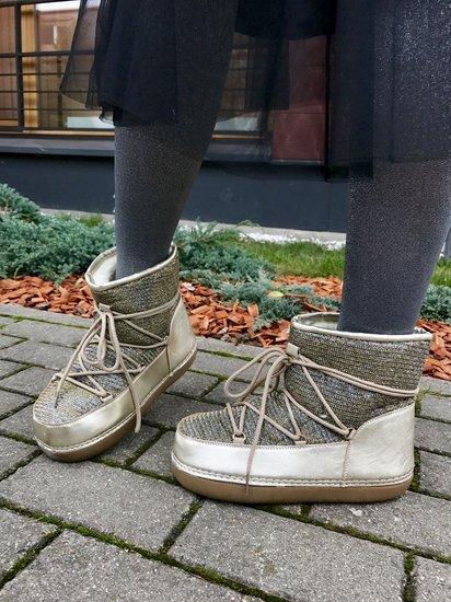 Nauji žieminiai uggu tipo batai