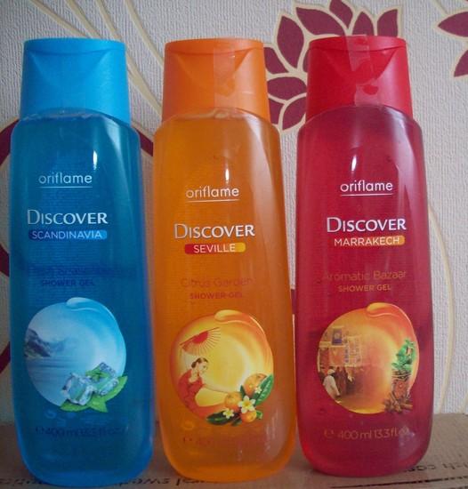 Discover dušo žėlės