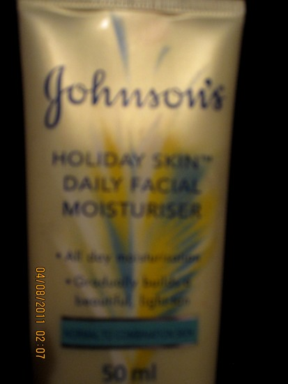 Johnson's idegio kremas 50 ml