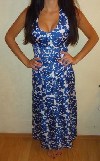 30lituku Nuostabi Gėlėta suknutė