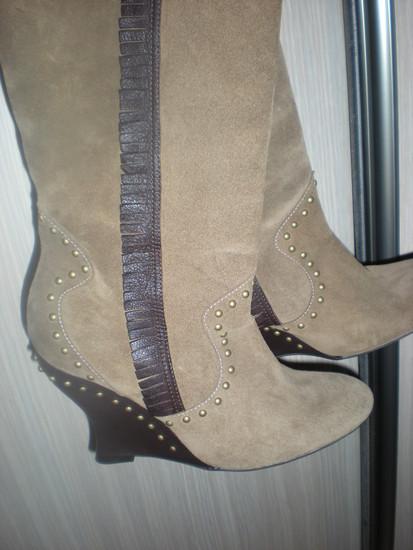 Nuostabus odiniai batai