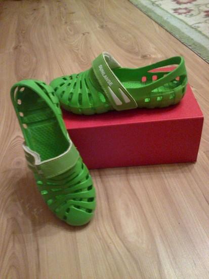 Žali kroksiukai