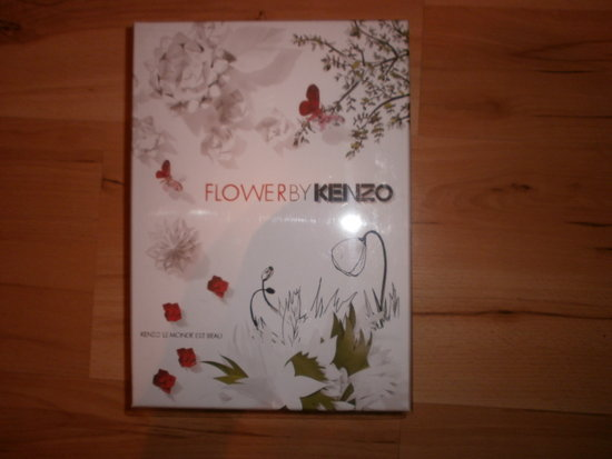 originalus FLOWER BY KENZO
