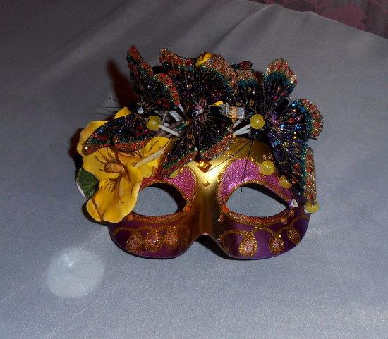 Karnavalinė kaukė
