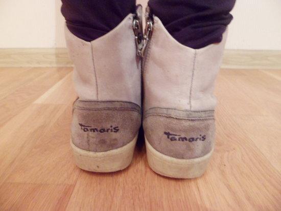 Odiniai Tamaris batai