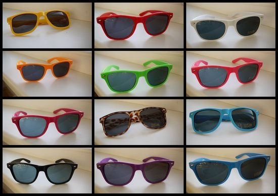 Nauji madingi akiniai
