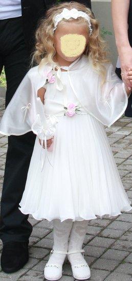 Nuostabaus grozio Krikstynu suknele!