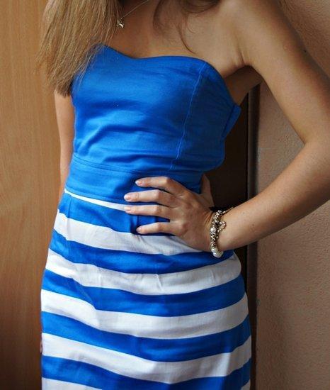 Graži, stilinga suknelė