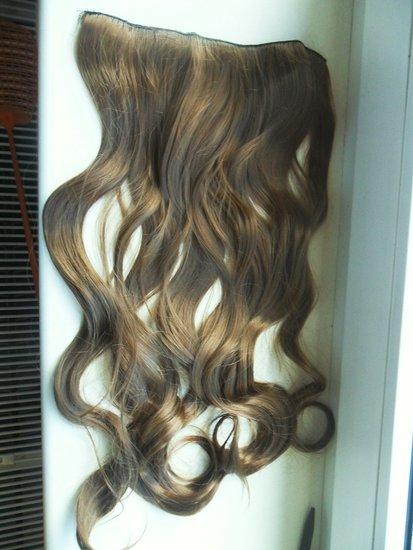 sintetiniai plauku tresai