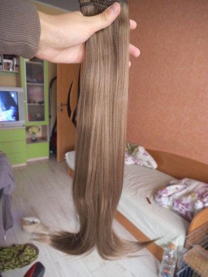 Naturaliu plauku pakaitalas NAUJA