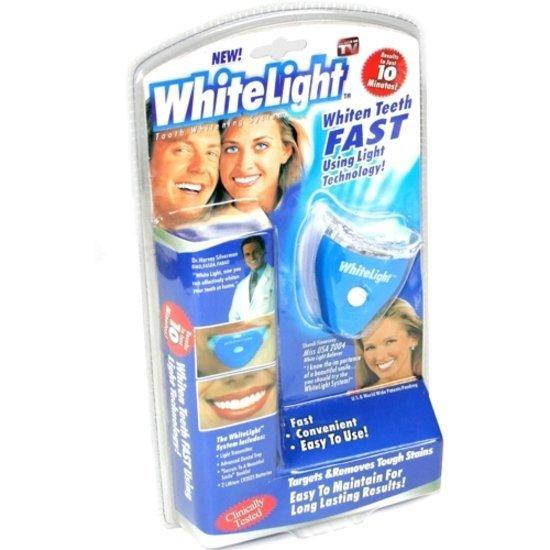 """Dantų balinimo priemonė """"WHITE LIGHT"""""""