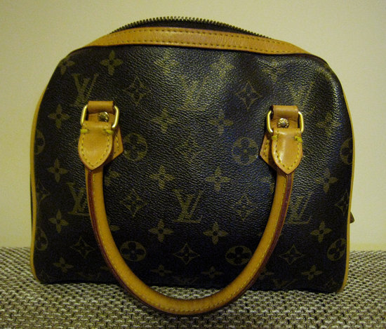 Louis Vuitton rankinukas