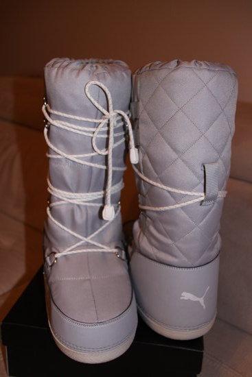 Nauji PUMA batai