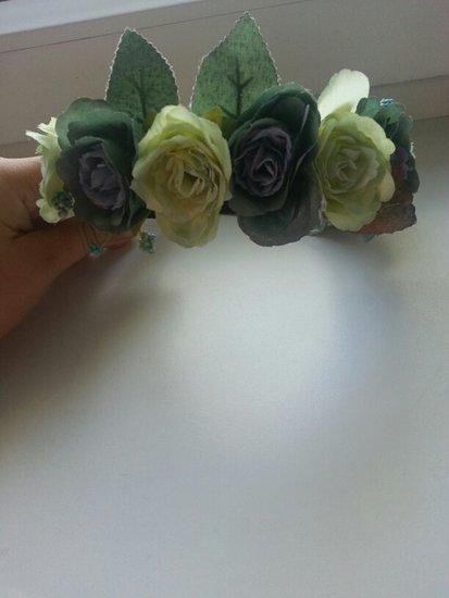 Gėlių/Rožių lankelis