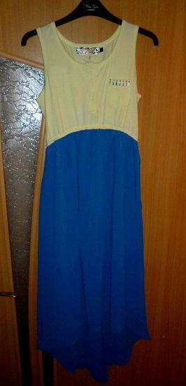 nauja asimetriška suknė