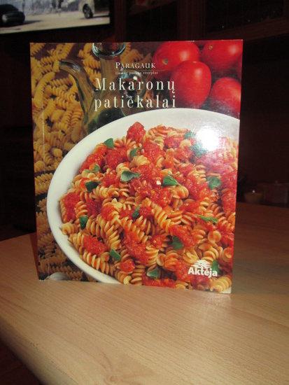 Receptu knyga