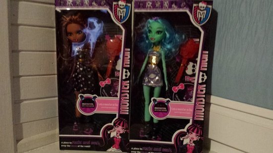 monster high monstre