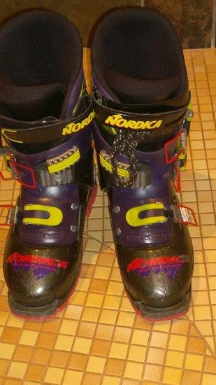 Kalnu slidžių batai Nordica