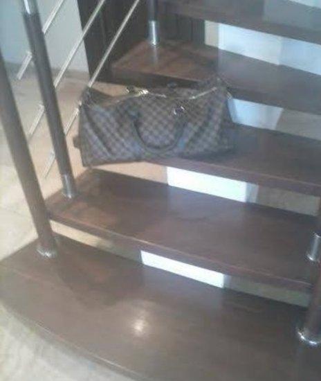 Nuostabi Louis Vuitton tase!!!