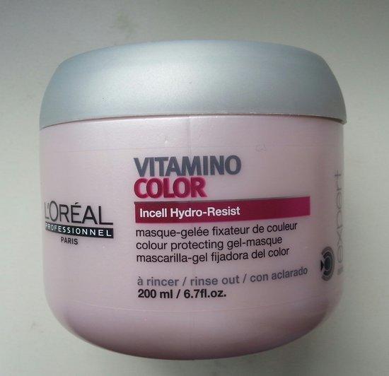 L'Oreal Vitamino color kaukė
