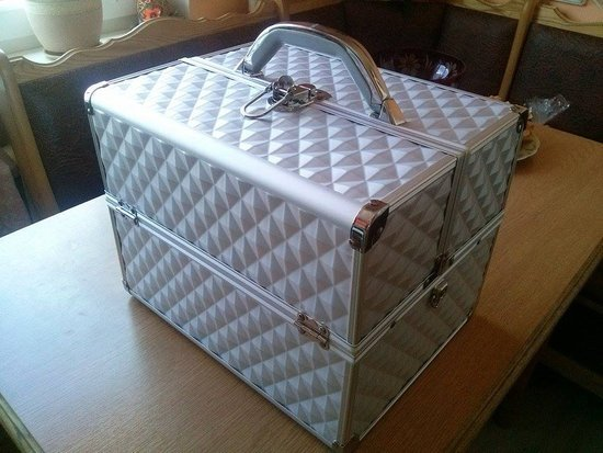 Kosmetikos lagaminas