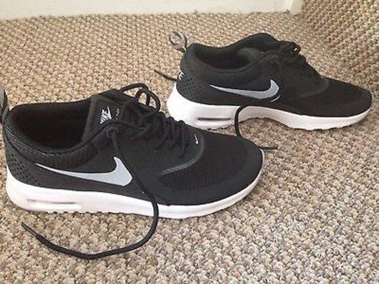 new style 443f8 995f8 Vietoje Juodi Nike air max thea kedai