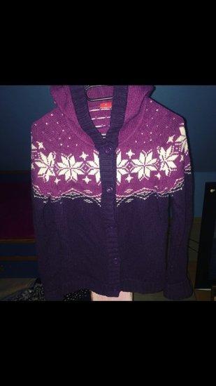 Siltas puma megztinis